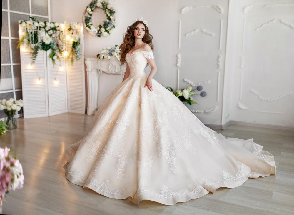 Wedding Dress Dry Cleaning Service